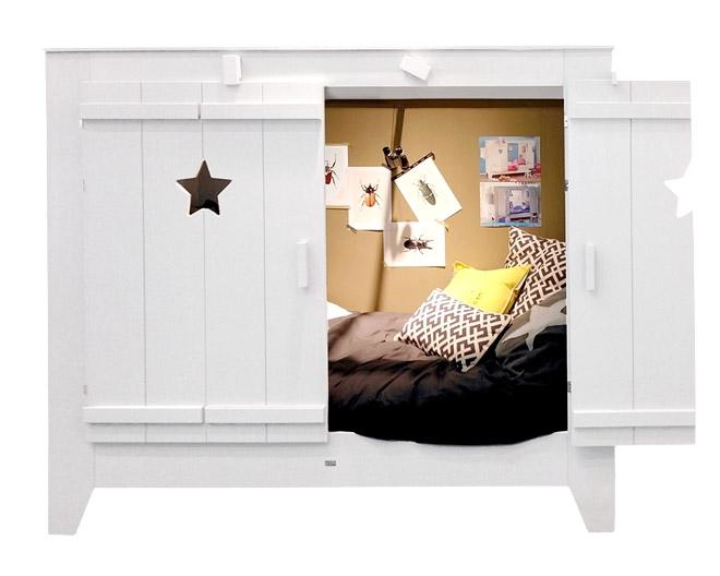 lit alc ve star nordic factory file dans ta chambre. Black Bedroom Furniture Sets. Home Design Ideas