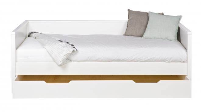 Lit banquette enfant Noa + tiroir lit