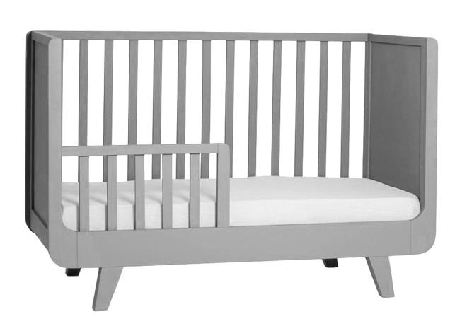 Lit bébé évolutif Joli Môme 60x120