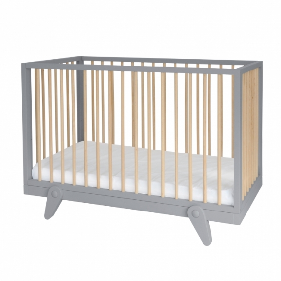 lit b b volutif petit peton 60x120 laurette file. Black Bedroom Furniture Sets. Home Design Ideas