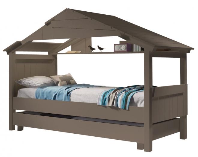 lit cabane star mathy by bols file dans ta chambre. Black Bedroom Furniture Sets. Home Design Ideas