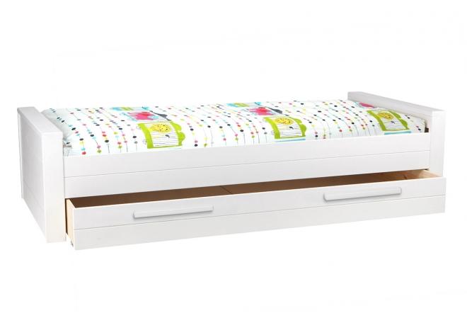 lit enfant axel tiroir de rangement nordic factory file dans ta chambre. Black Bedroom Furniture Sets. Home Design Ideas