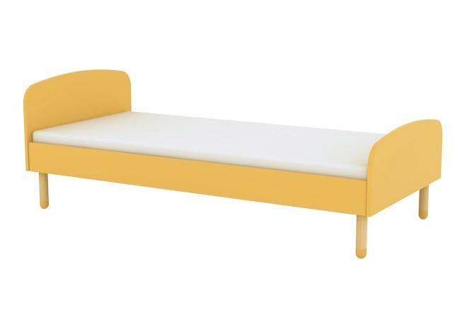 lit enfant 90x200 flexa play flexa play file dans ta chambre. Black Bedroom Furniture Sets. Home Design Ideas