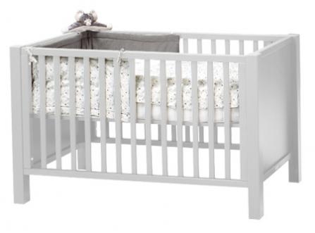 Lit bébé évolutif Joy 70x140