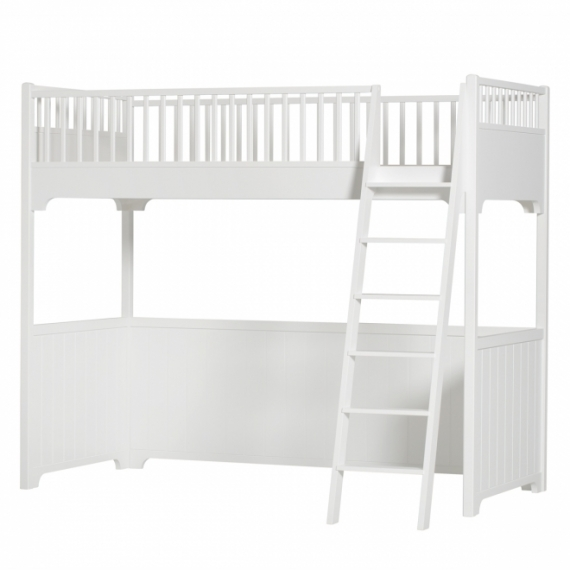 Lit mezzanine volutif seaside oliver furniture file dans ta chambre - Lit mezzanine evolutif ...