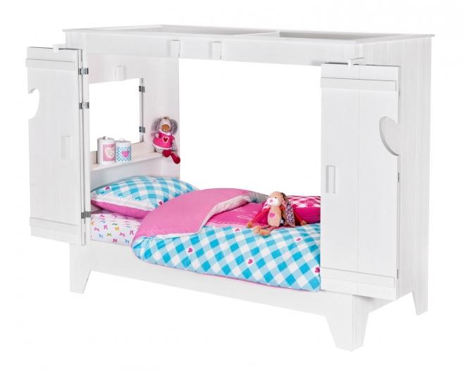 lit alc ve heart nordic factory file dans ta chambre. Black Bedroom Furniture Sets. Home Design Ideas