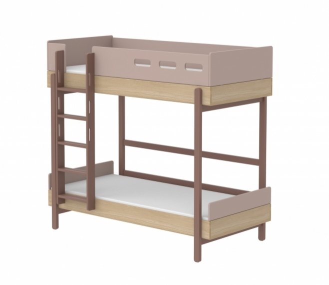 lit superpos popsicle flexa cherry file dans ta chambre. Black Bedroom Furniture Sets. Home Design Ideas