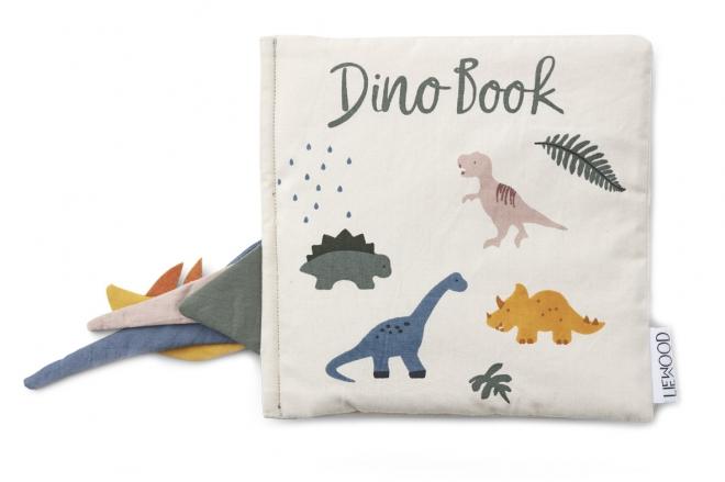Livre d'éveil Dennis Dino