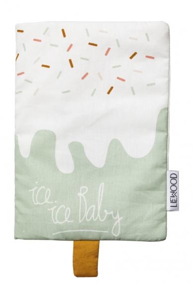 Livre d'éveil Holly Ice Cream