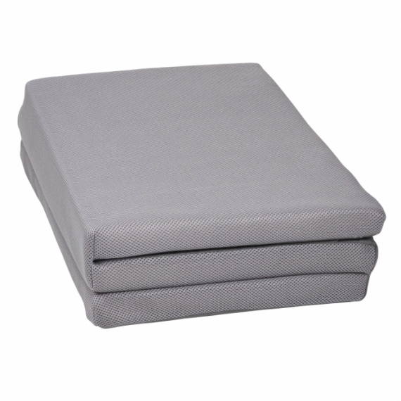 matelas pliant air candide gris file dans ta chambre. Black Bedroom Furniture Sets. Home Design Ideas