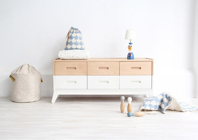 Chambre chambre b b meuble blanc 1000 id es sur la for Meuble bas chambre enfant