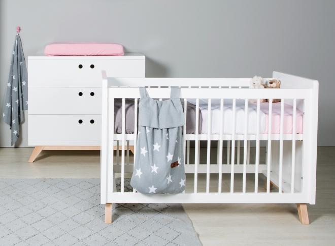 mini chambre b b lynn bopita blanc file dans ta chambre. Black Bedroom Furniture Sets. Home Design Ideas