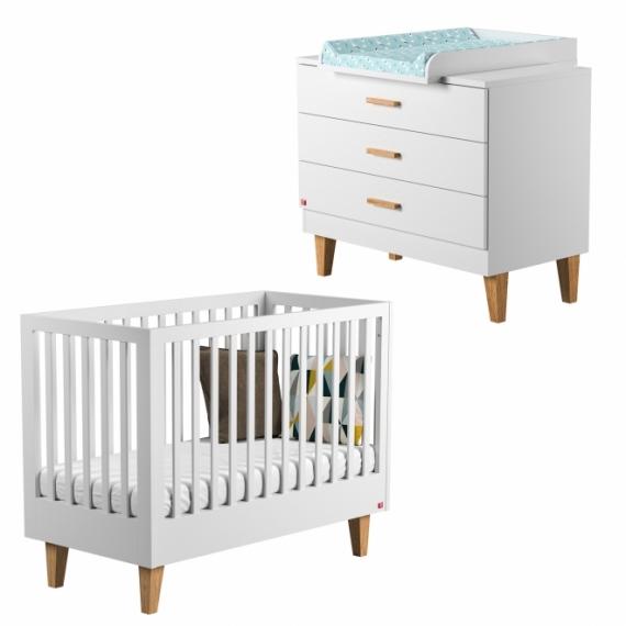 Mini chambre bébé Lounge