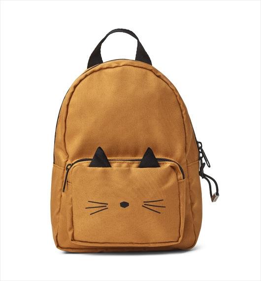 Mini Sac à dos Chat Saxo Cat