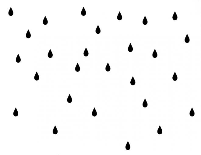 Sticker Mini Drops