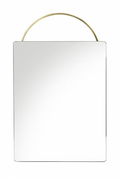 Miroir laiton
