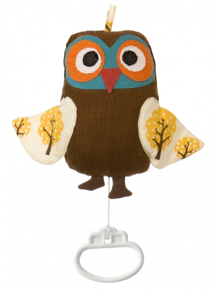 Mobile Musical Owl