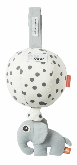 Mobile musical Balloon Happy Dots