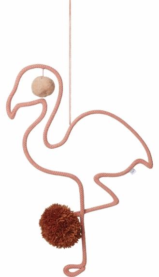 Mobile Flamant Odin Flamingo