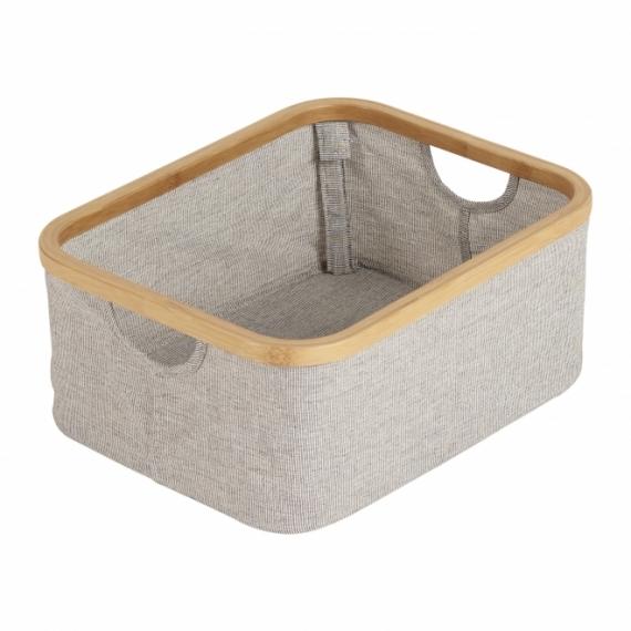 Panier Bambou Meuble de bain Smart