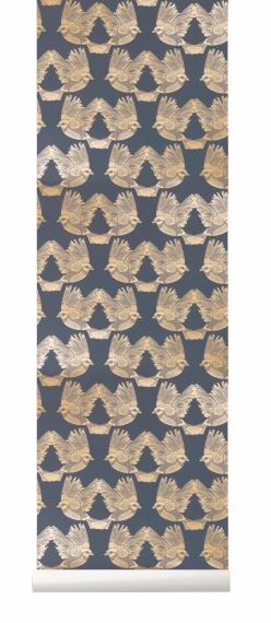 Papier peint Oiseaux Birds