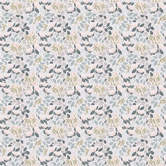 Papier peint Floral classique chic
