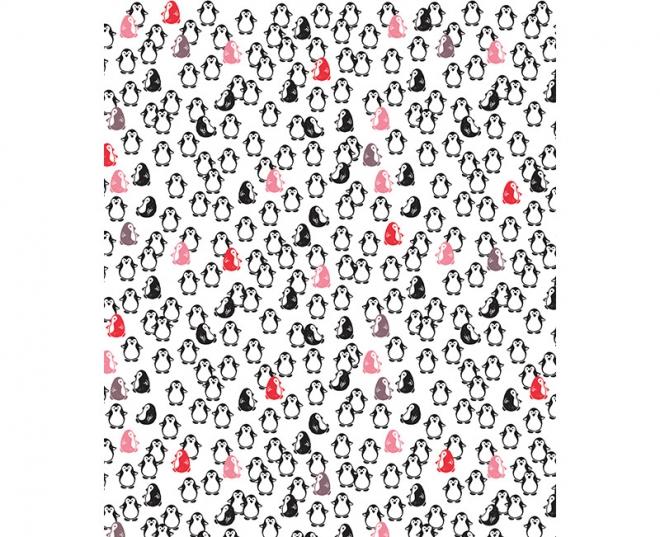 Papier Peint Pingouins
