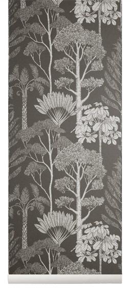 Papier peint Trees - Katie Scott