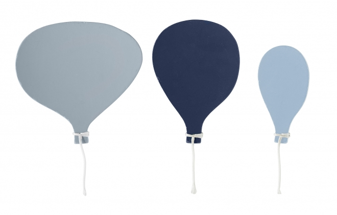 Patère Balloon - Lot de 3