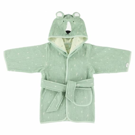 Peignoir Ours polaire Mr Polar Bear 3-4 ans
