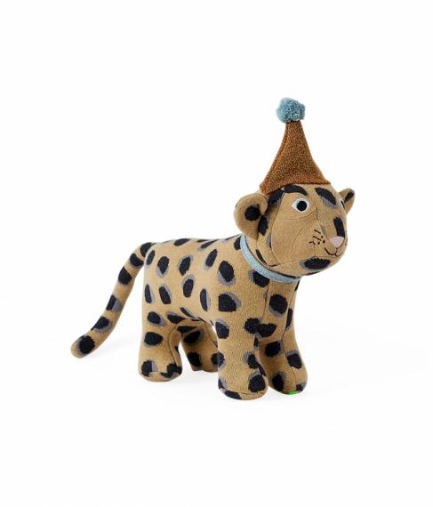 Peluche Baby Elvis Leopard