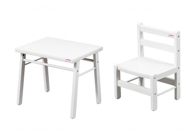 Petit bureau chaise combelle combelle gris file for Petit bureau gris