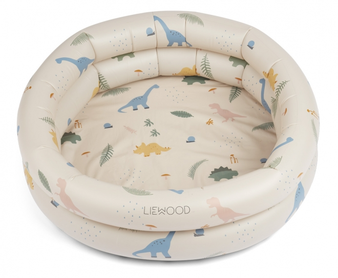 Piscine gonflable Leonore Dino
