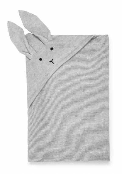Plaid tricoté Willie