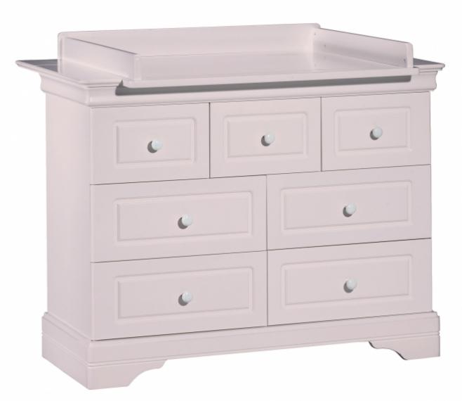 Plan à Langer pour commode 7 tiroirs Elodie