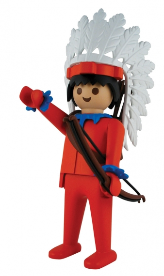 Playmobil Chef Indien