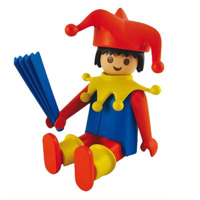 Playmobil Fou du roi