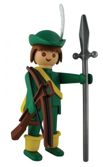 Statuette Playmobil Robin des bois