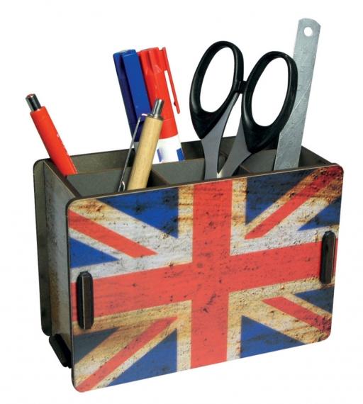 Porte stylos Union Jack