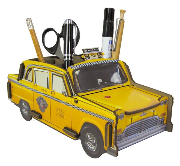 Porte stylos New York Taxi