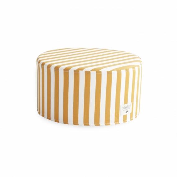 Pouf Little Soho Stripes