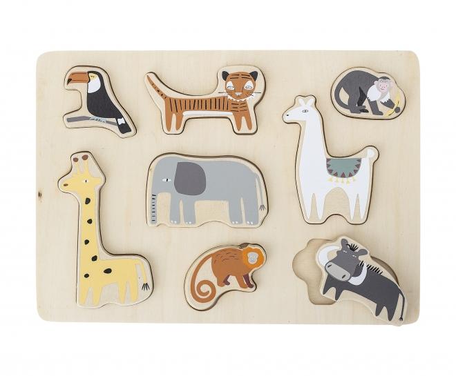 Puzzle d'éveil Animals