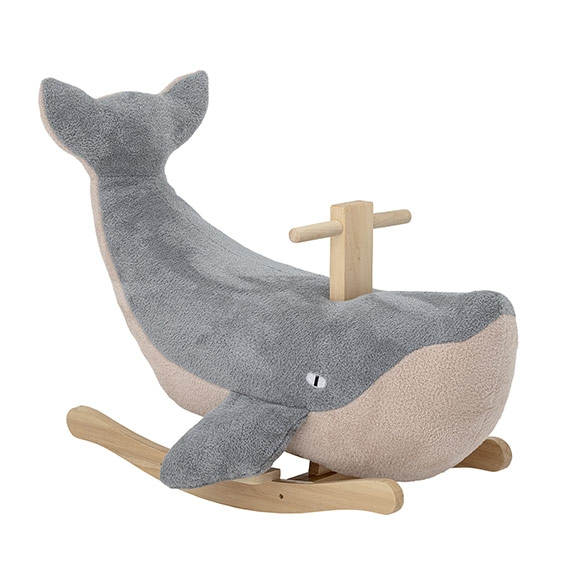 Rocking baleine Moby Whale