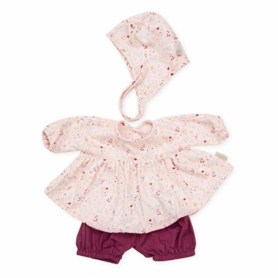 Set d'habits de poupée Fleur