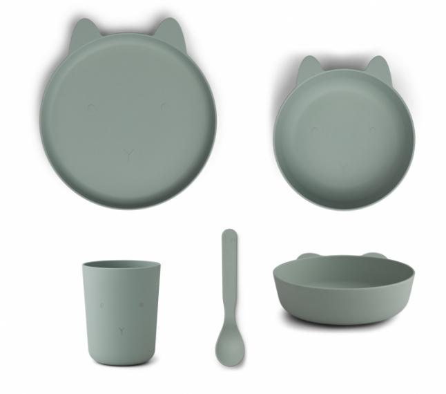 Set de vaisselle Paul Lapin Rabbit