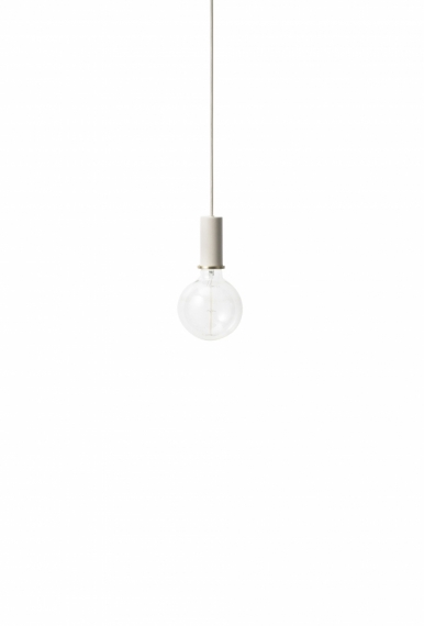 Socket Pendant Low