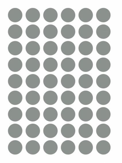 Sticker Mini Dots
