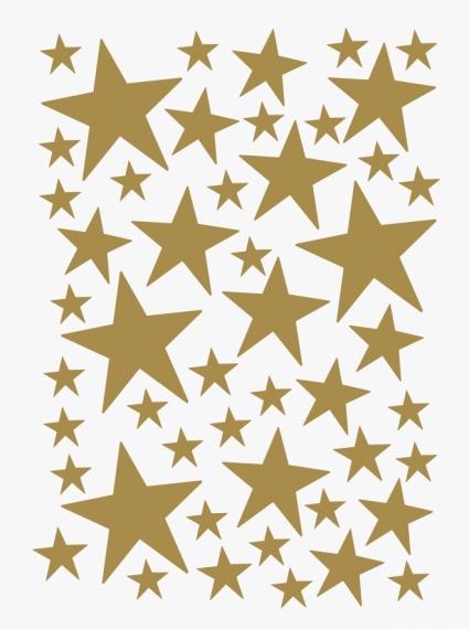Sticker Mini Stars