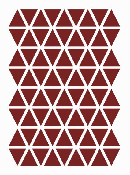 Sticker Mini Triangles