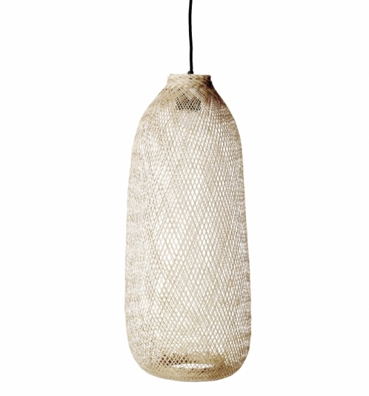 Suspension Bamboo Cocoon